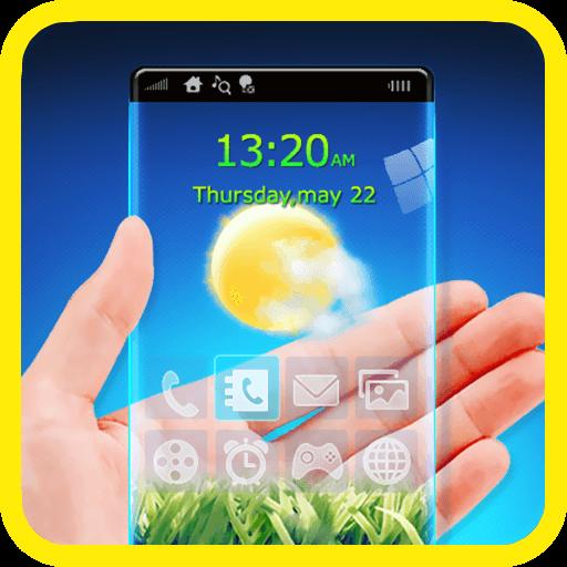 超清透明手機屏幕 -Best Transparent 娛樂 LOGO-玩APPs