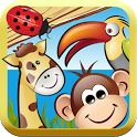 Animal Zoo - Free Toddler Apps icon