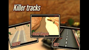 Screenshot of Death Rider