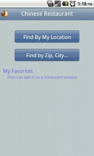 Chinese Restaurant- screenshot thumbnail