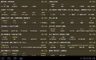 Screenshot of go97c