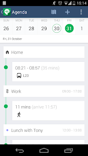 TripGo: transit directions - screenshot thumbnail