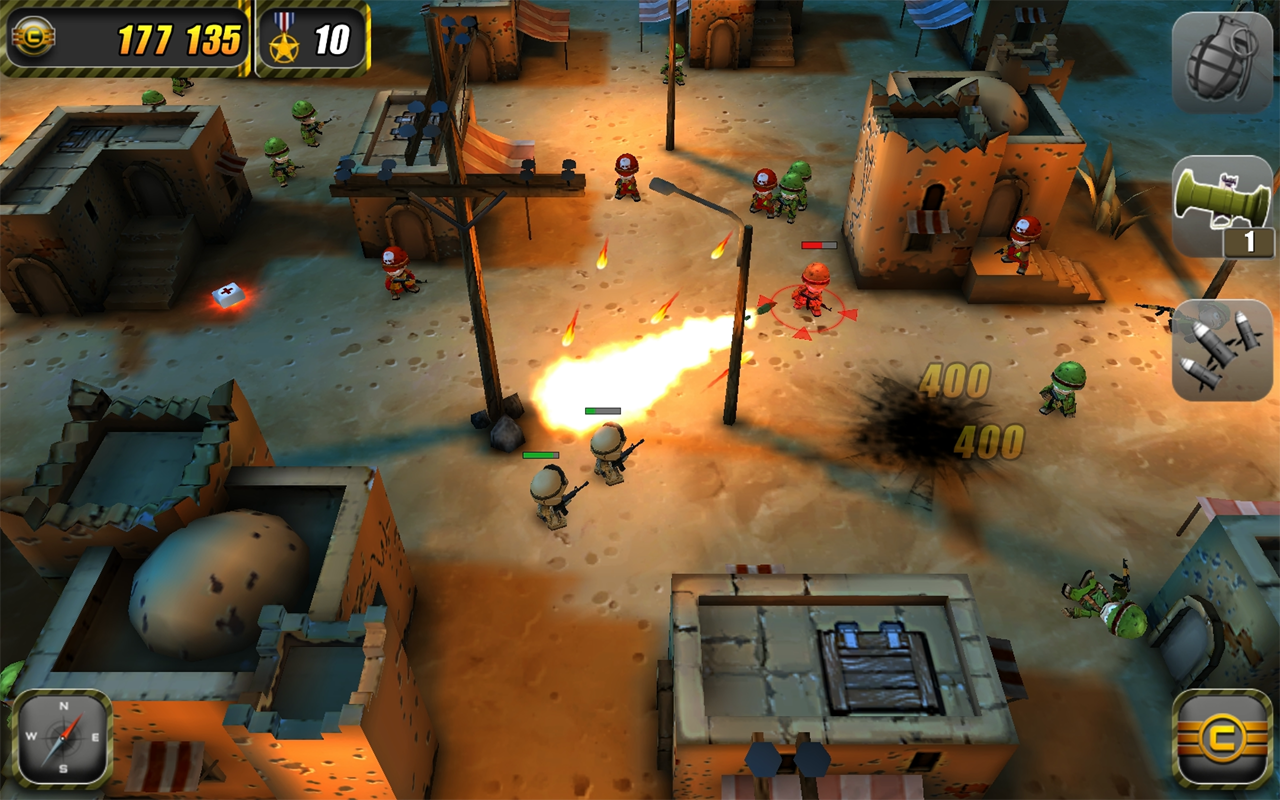 Tiny Troopers - screenshot