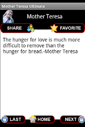 Mother Teresa Quotes-Ultimate