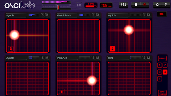 Oscilab - Groovebox- screenshot thumbnail