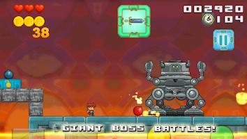Screenshot of Super HEAVY Sword free