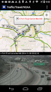 Kentucky Traffic Cameras Pro screenshot 1