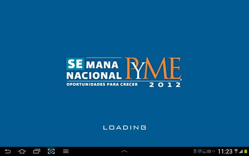 Semana Nacional PYME 2012