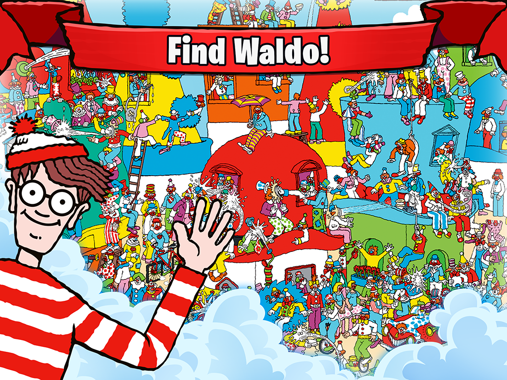 Waldo & Friends- screenshot