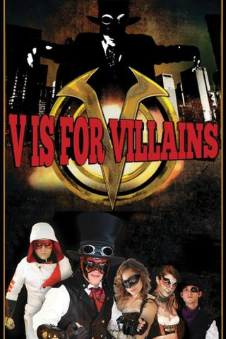 V Is For Villains - screenshot