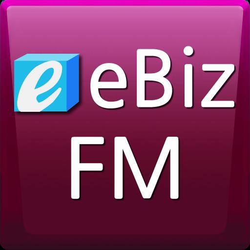 eBizFM (Mobile) LOGO-APP點子