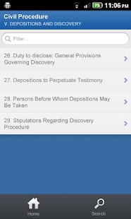 Ohio Revised Code - DroidLaw- screenshot thumbnail