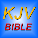 KJV Bible – Red Text logo