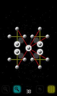 Untangle Space - screenshot thumbnail