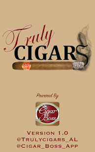 Truly Cigars- screenshot thumbnail