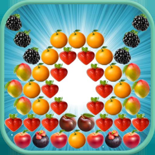 Bubble Fruit LOGO-APP點子