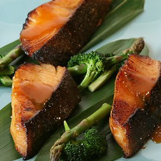 Black Cod with Miso.