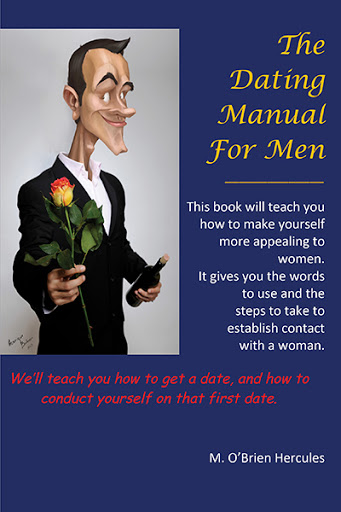 The Dating Manual for Men cover