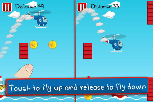 Flying Fun - A New Copter Game