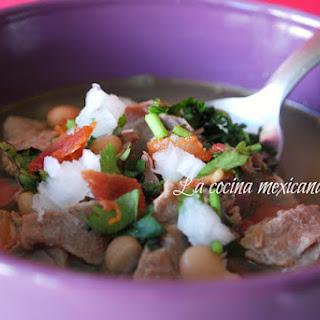 Carne en su Jugo Stew.