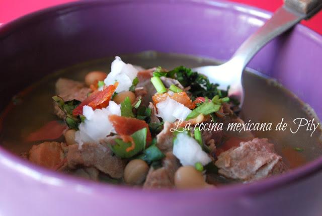 Carne en Su Jugo Stew Recipe
