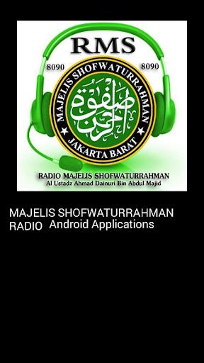Majelis Shofwaturrahman Radio