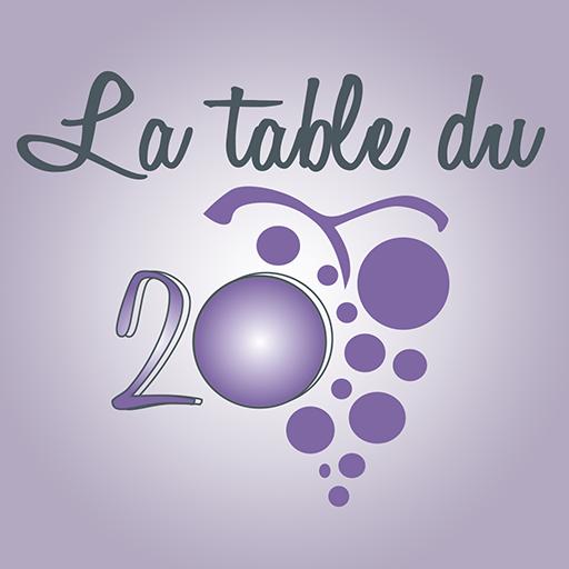 La Table du 20