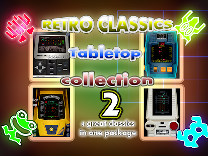 4 Retro Classics in 1: Tabletop Games Part 2- screenshot thumbnail