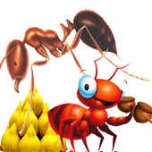 Ants Smasher (Get Fruits)