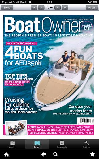 玩免費新聞APP|下載Boat Owner Middle East app不用錢|硬是要APP