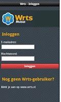 Screenshot of WrtsMobile