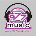 .977 MUSIC logo