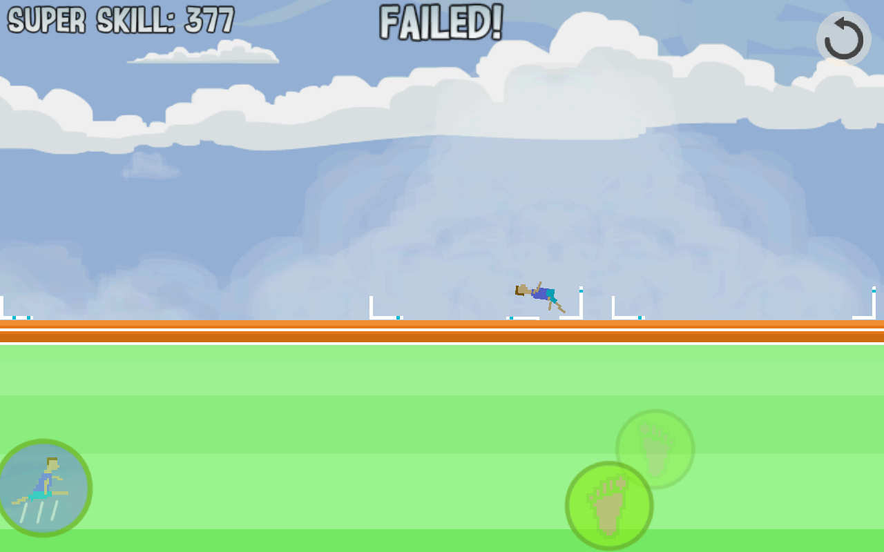 Hurdles Masters- screenshot
