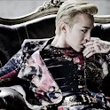 G Dragon 2013 Wallpaper logo