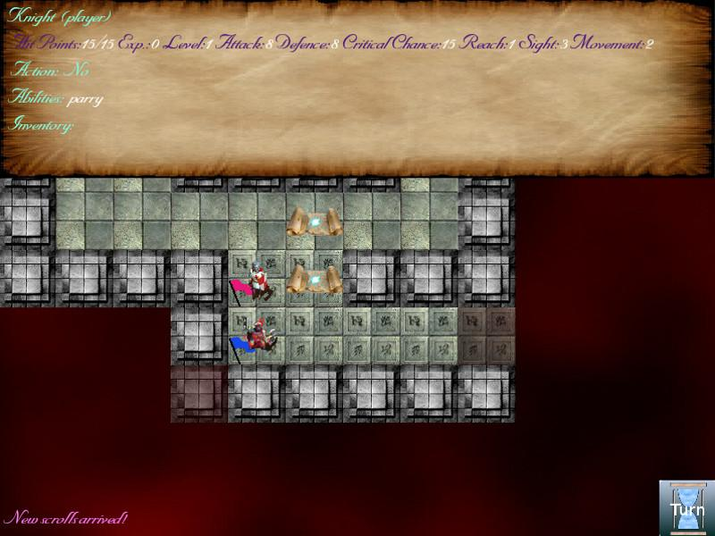 Conjurer Tactical RPG- screenshot