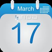 Tida Calendar. SonyLiveView