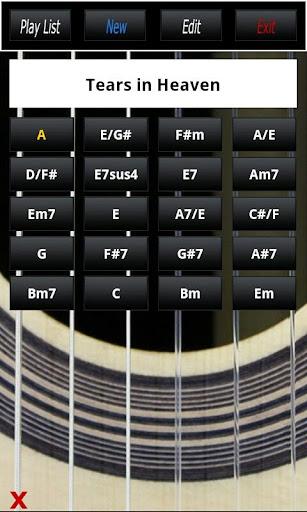 Mobile Guitarist