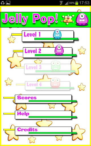 Jelly Pop Action Game LITE