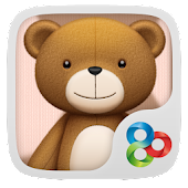 Teddy GO LAUNCHER THEME
