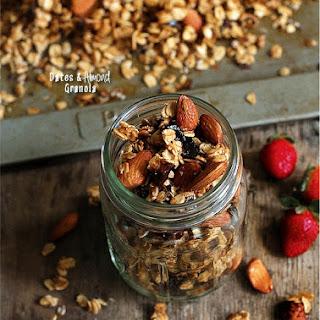 Dates and Almond Granola Recipe