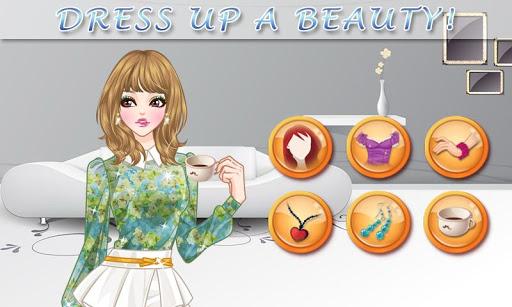 玩免費家庭片APP|下載Coffee Girl Makeup Salon app不用錢|硬是要APP