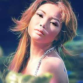 Ir1 by Ryan Lemil Escarpe - People Portraits of Women ( cebu models, cebu beach, cebu photographers, pretty, women )