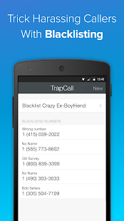TrapCall: Unmask Blocked Calls- screenshot thumbnail