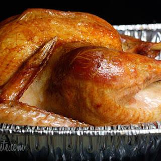 How to Roast a Brined Turkey