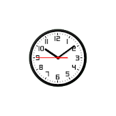 Analog Clock Widget PlusSize-7