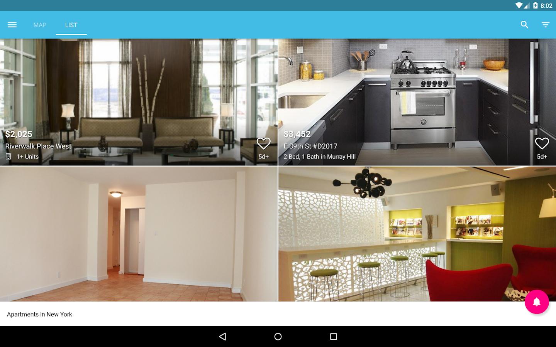 Rent Apartments & Homes-Zumper - screenshot