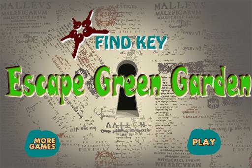 EscapeGreenGarden