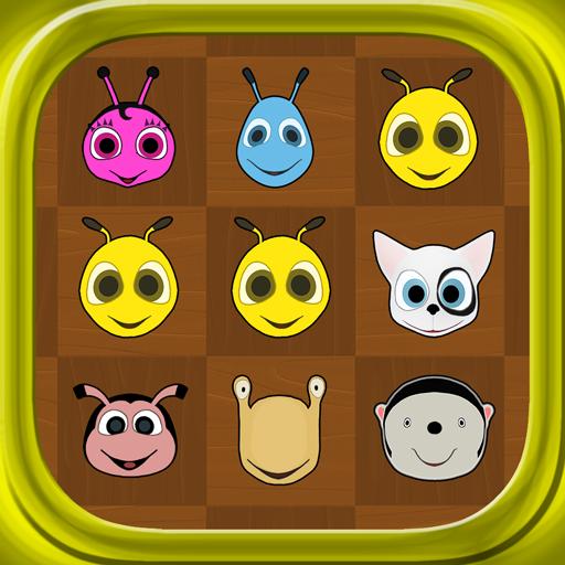 Bee in a Row LOGO-APP點子