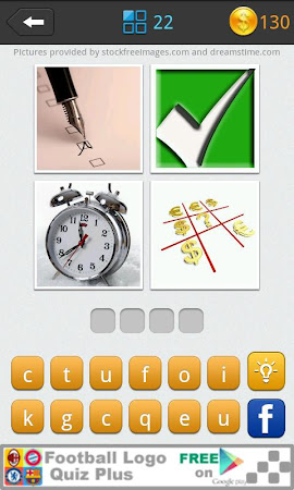 4 Pics 1 Word: What's The Word 2.3.20 screenshot 1034735