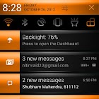 CM10 Orange Revolution Theme icon